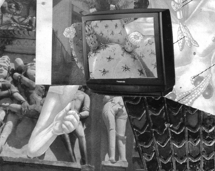 collage, handmade, chochalista - lacaradenadie | ello
