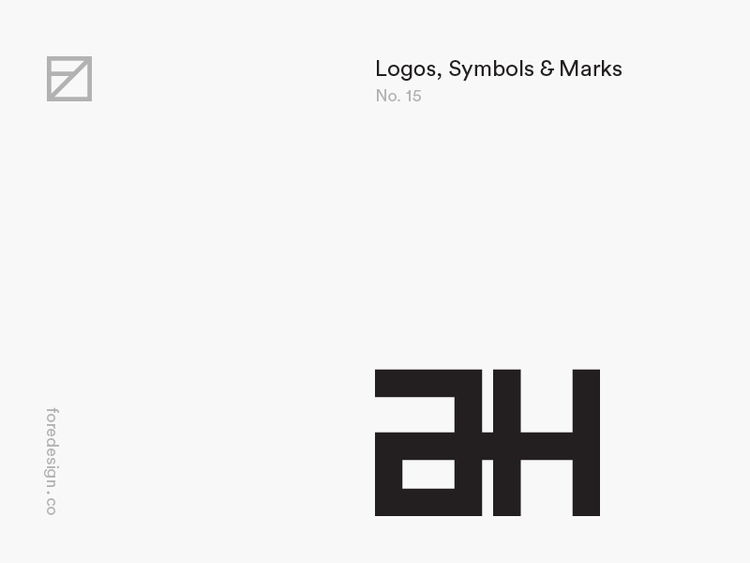 Logos, Symbols Marks: 15 - foredesign   ello
