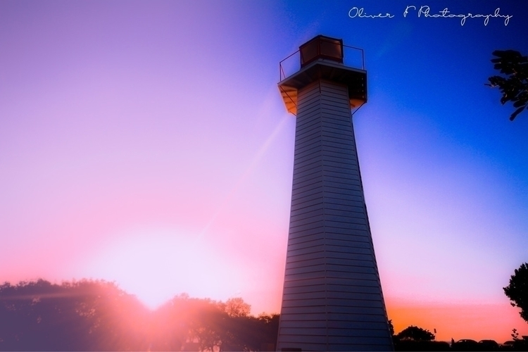 Lighthouse Share  - australia, beach - ollie-photography | ello