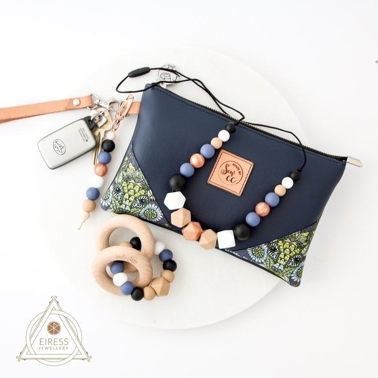 Stylish mum necklace key ring m - eiress | ello