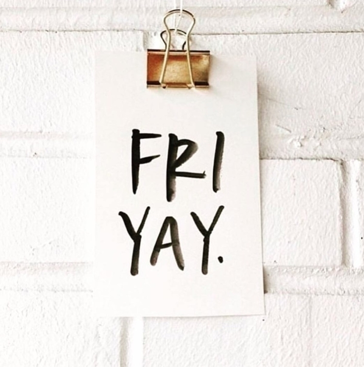 Happy Friday - tgif, friday - babybowclub | ello