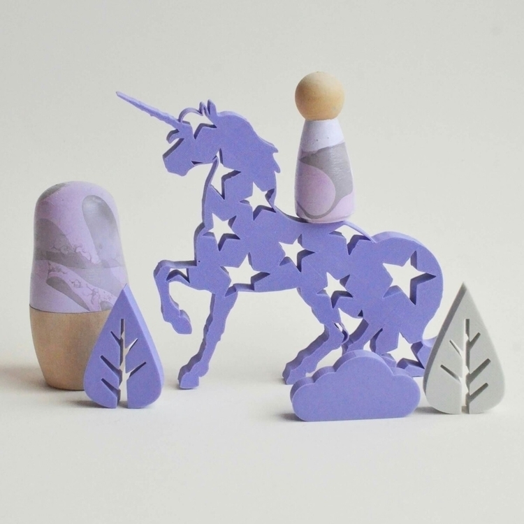 3D printed shelfies marble nest - deerandfox | ello