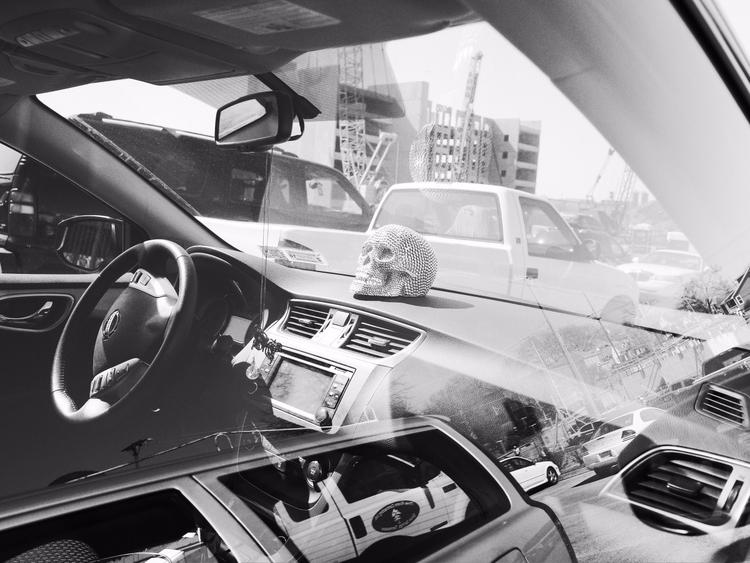 Diamond Skull - nashville, streetphotography - michaelraynott | ello