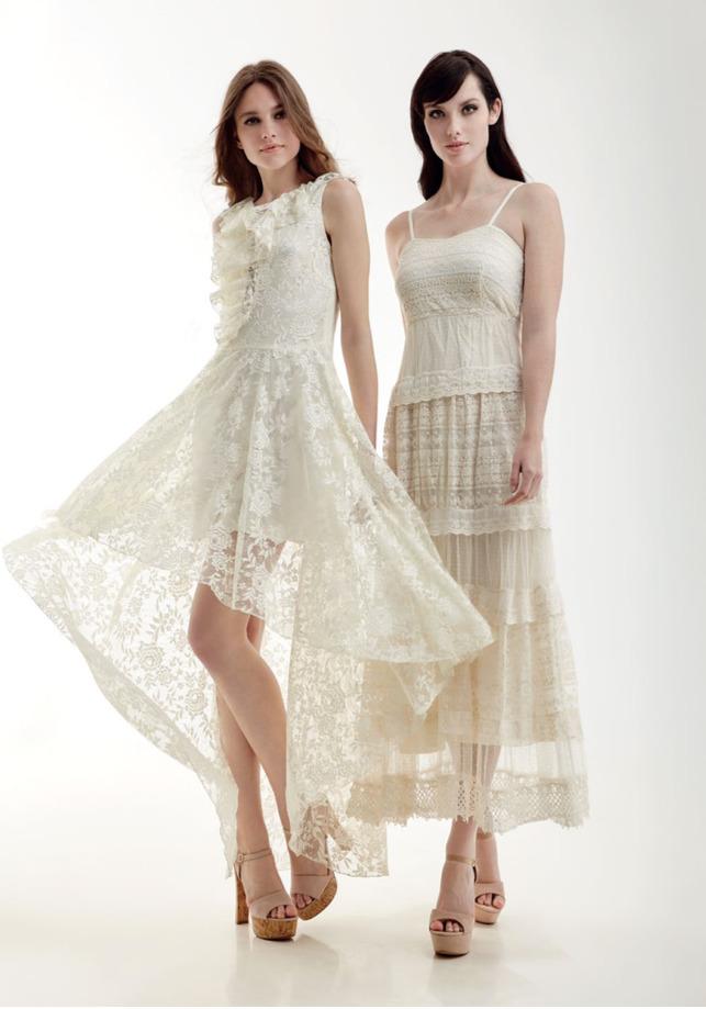 Delicate lace dresses add insta - matis_fashion | ello