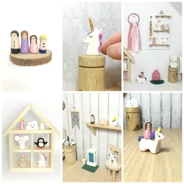 range miniature dollhouse decor - thatlittlenook | ello