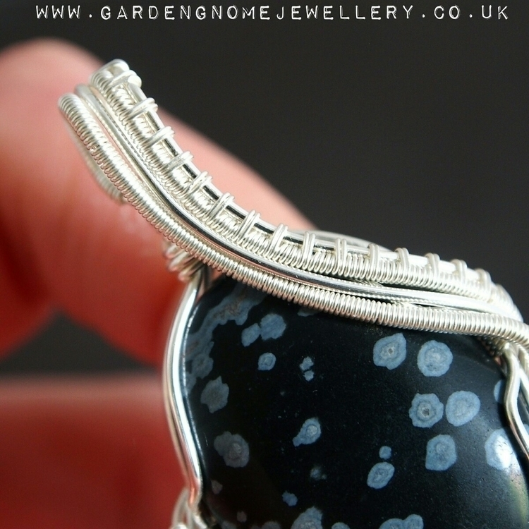 posted picture absolutely love  - gardengnomejewellery | ello
