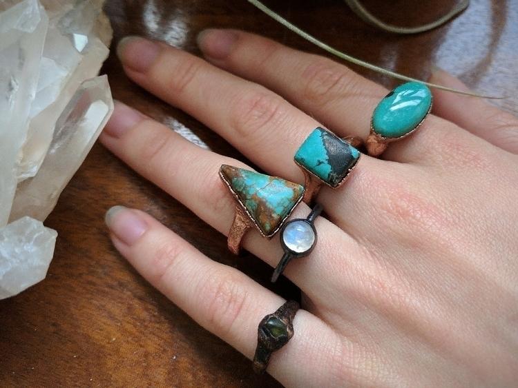Rings, rings, rings. babies sho - kiley_palmer | ello