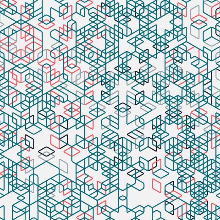 Geometric Shapes / 170623 - processing - sasj   ello
