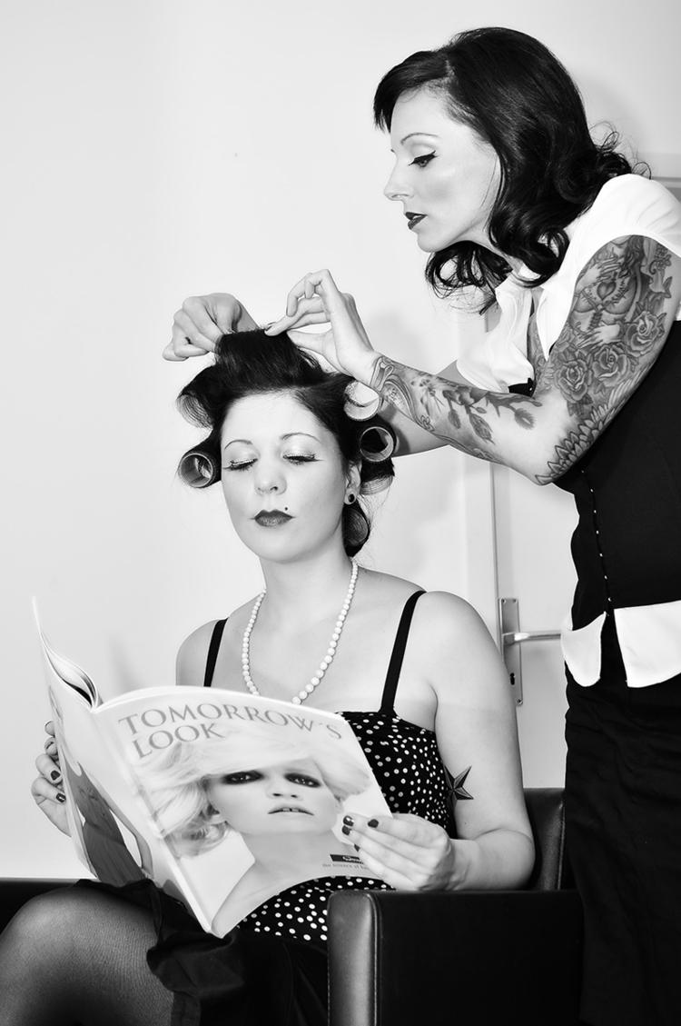 Salon (Tomorrows fashion woman - remo69 | ello