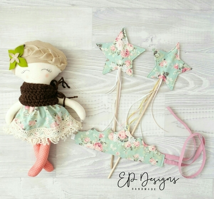 Dolls, wands crowns! Perfect ho - epdesignshandmade | ello