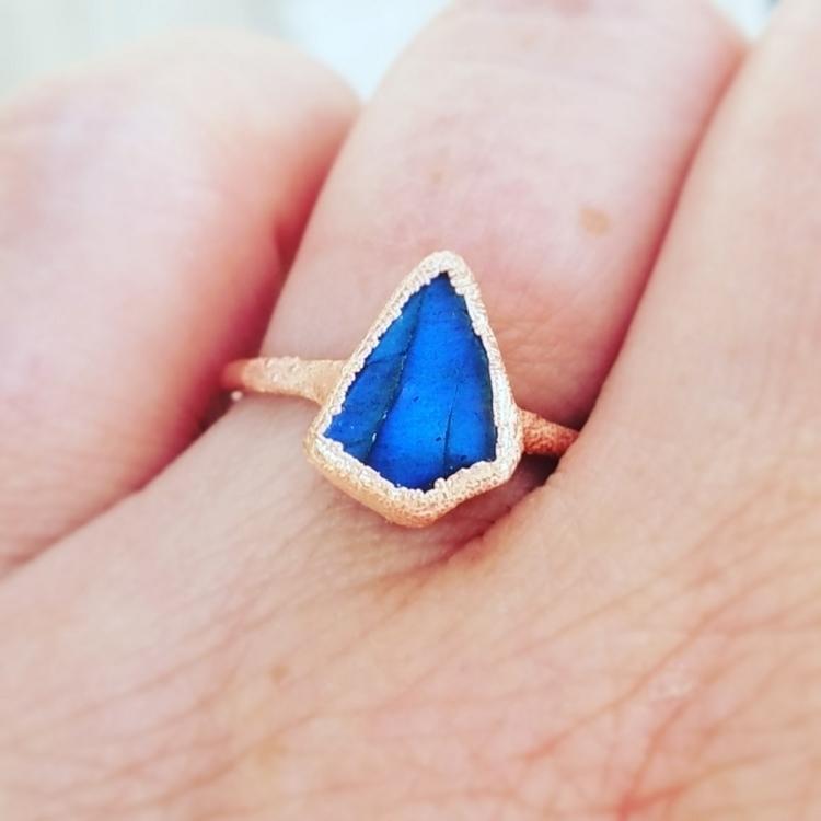 ring gemstone shop - electroform - autumnequinox | ello