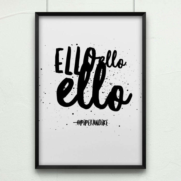 ELLO- GOOD MORNING! beautiful m - piperandike | ello