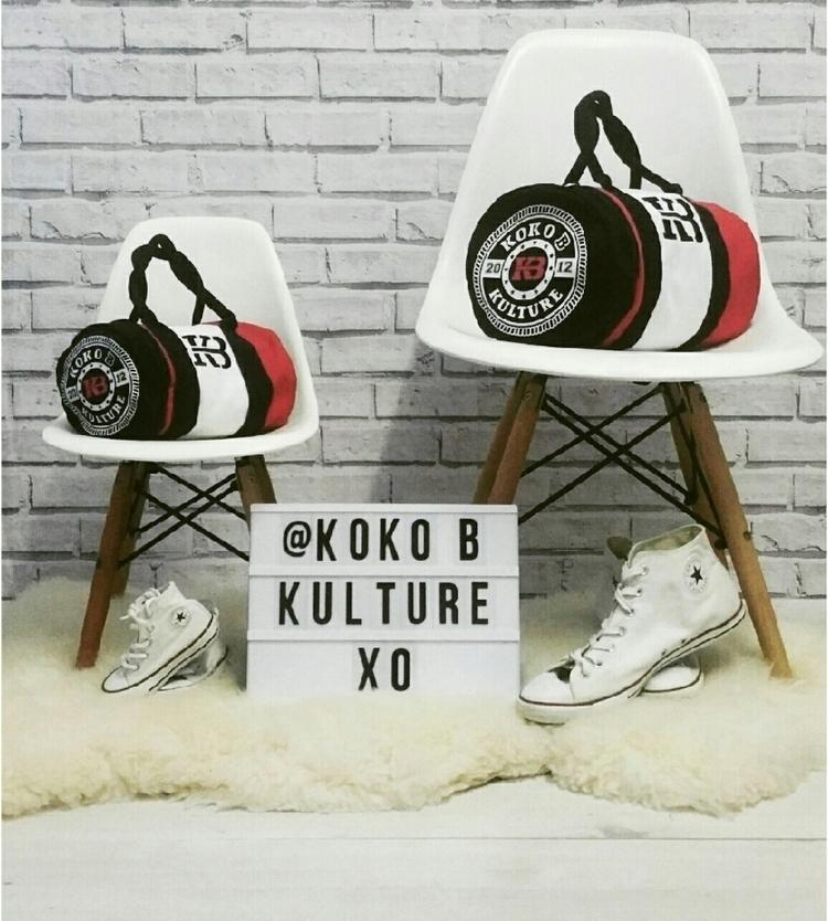 kids mini duffle bags, range - kokobkulture | ello