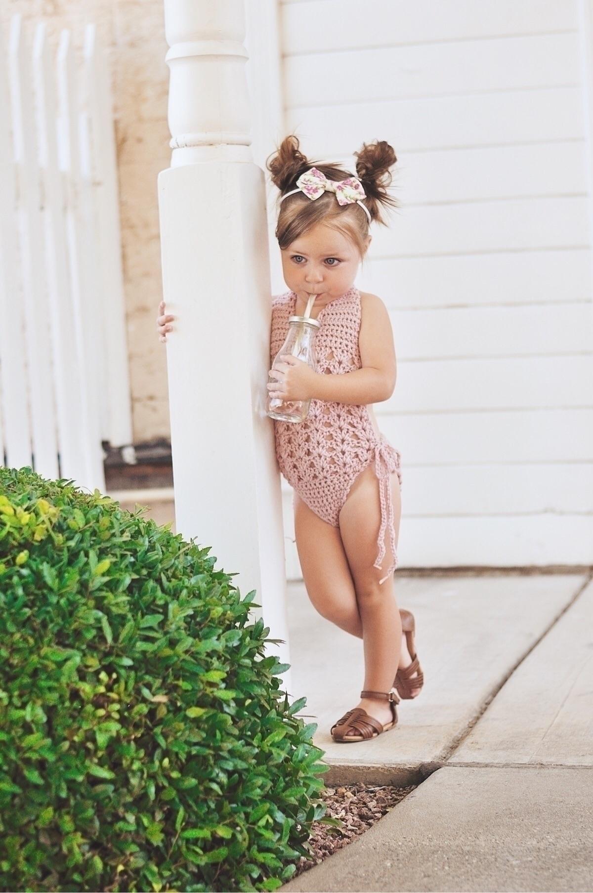 Crochet bathing suits shop!!  - etsy - bitsybabyshop | ello