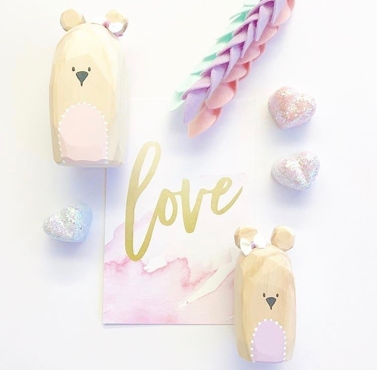 fallen LOVE bears arrived home - aprils_enchantment | ello
