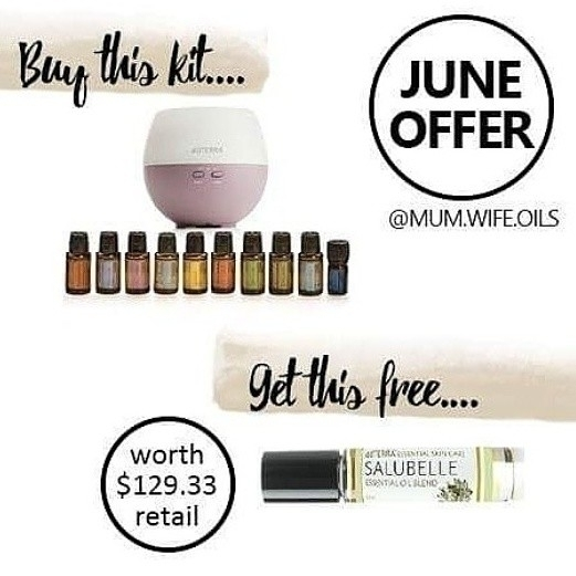 Home essentials kit June offer  - mum-wife-oils | ello