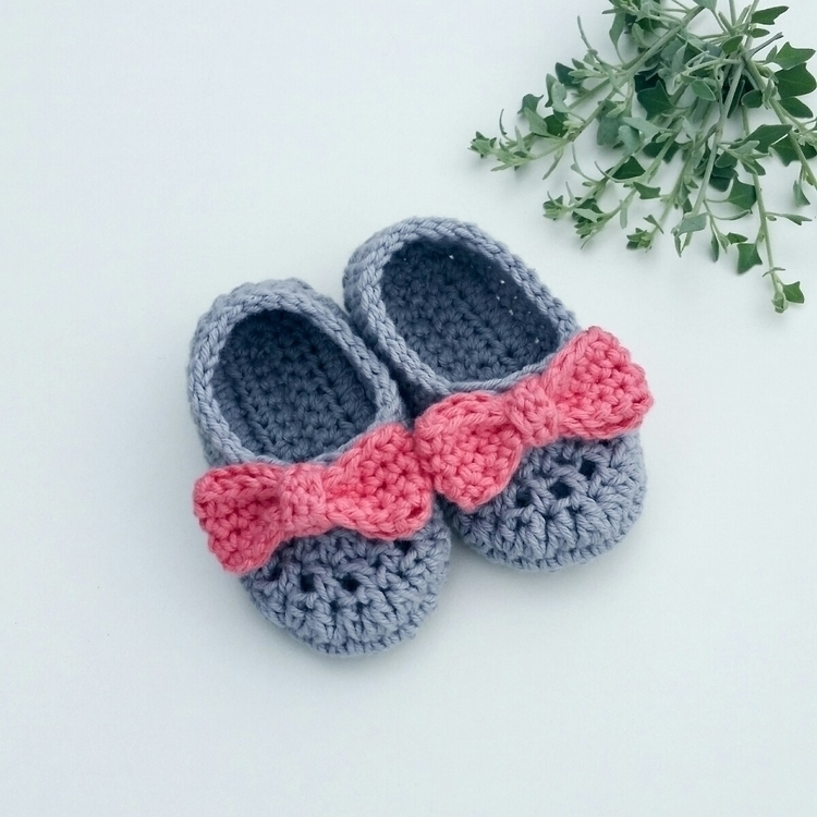 Baby shoes - zala_threadz | ello
