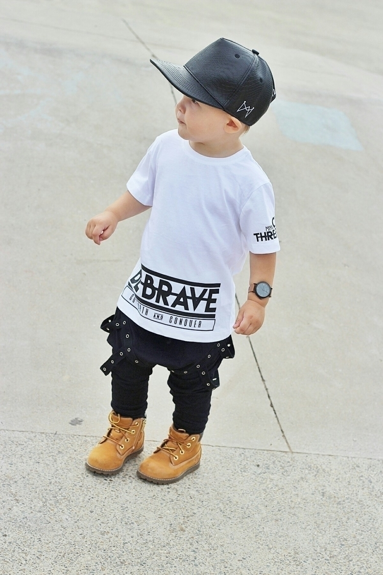 Cody SWAG rockin combo!! Love p - collectivekidsthreads | ello