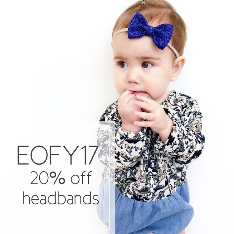 Head website code EOFY17 20% he - cheekylittlefox | ello