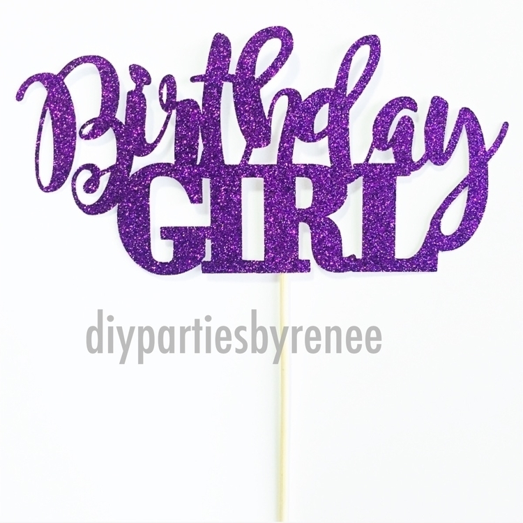 lots birthday girls - birthdaygirl - diyparties | ello