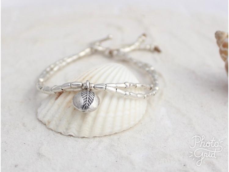 Hill Tribe Leaf Bracelet. – Kay - kaywhitsundays | ello