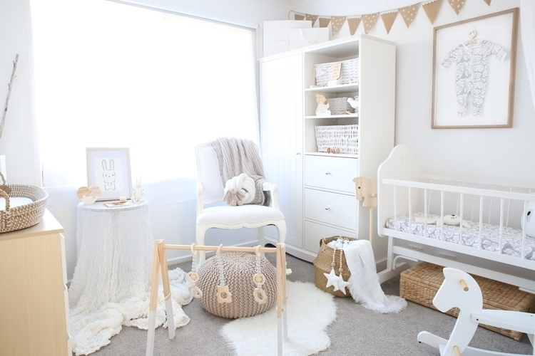 sweet babies gender neutral nur - frankie_and_co_designs | ello