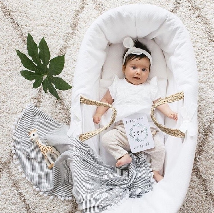 Happy 10 weeks beauty mama shar - blossomandpear | ello