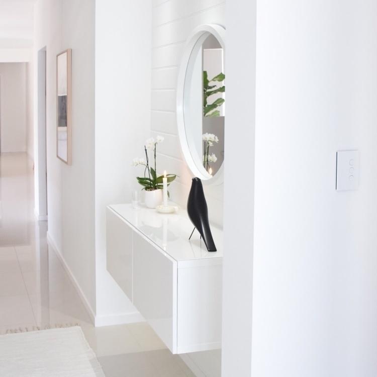 Entrance  - interior, interiors - refinendesigns | ello