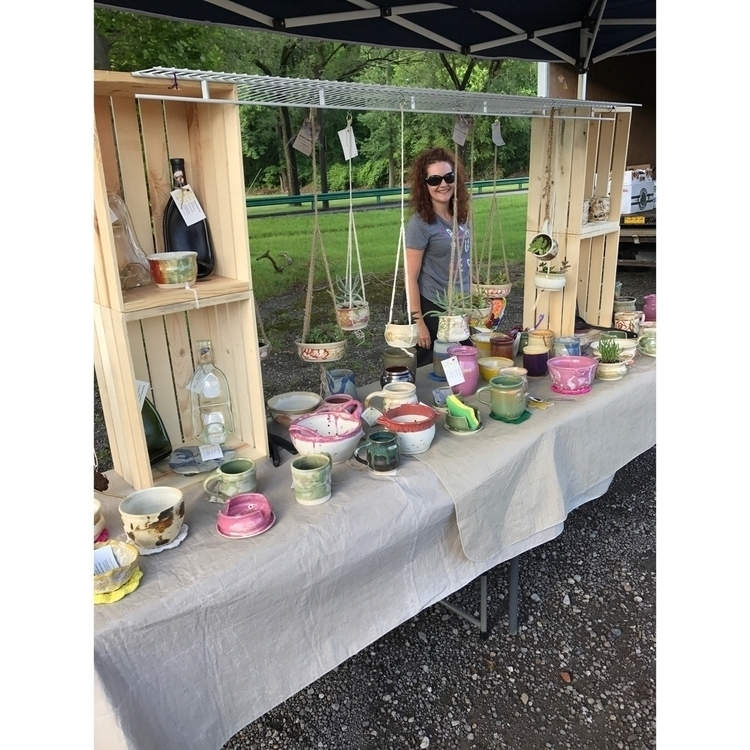 Farmers Market Muddy Nature col - muddynature_pottery | ello