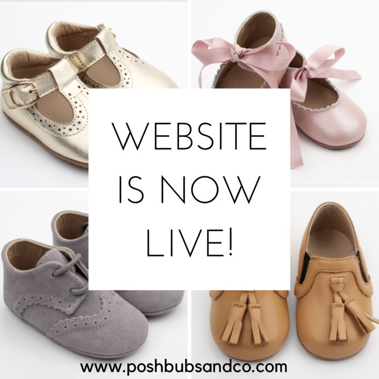 Website live! check celebrate l - poshbubsandco | ello