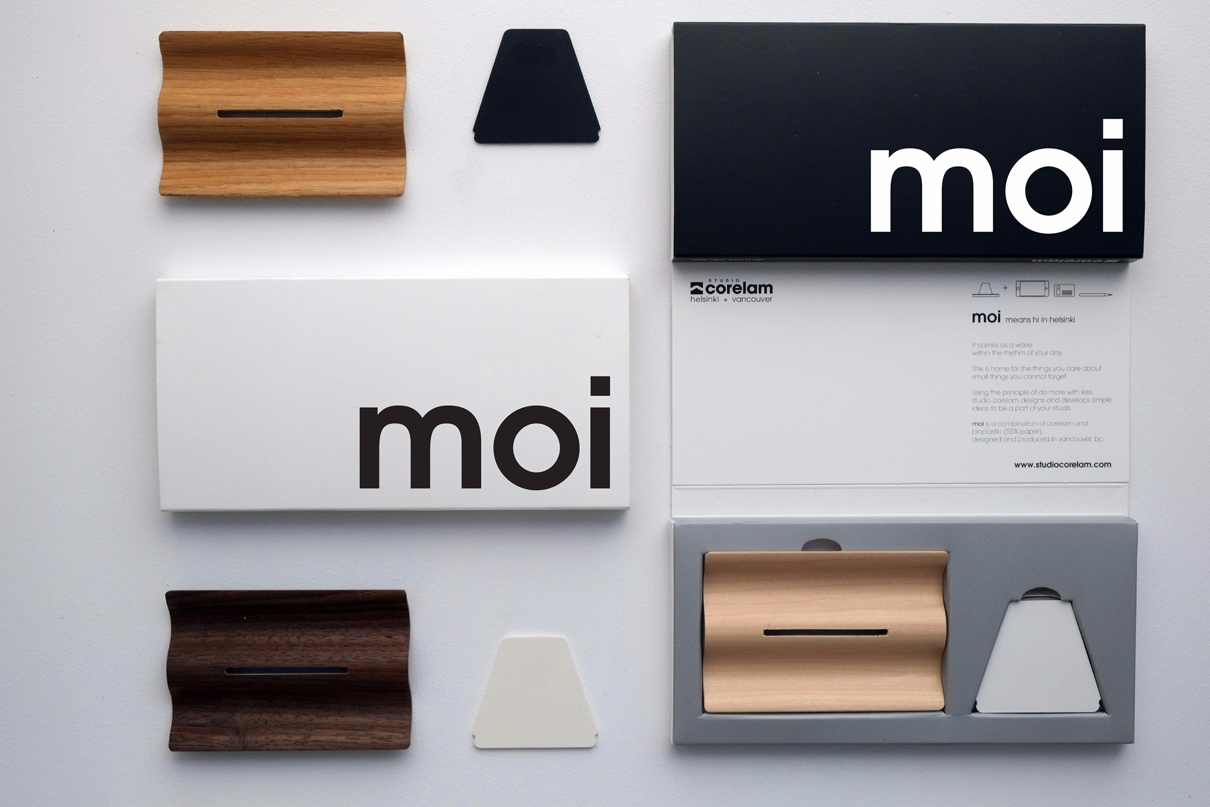 complete moi package. Give feed - studiocorelam | ello