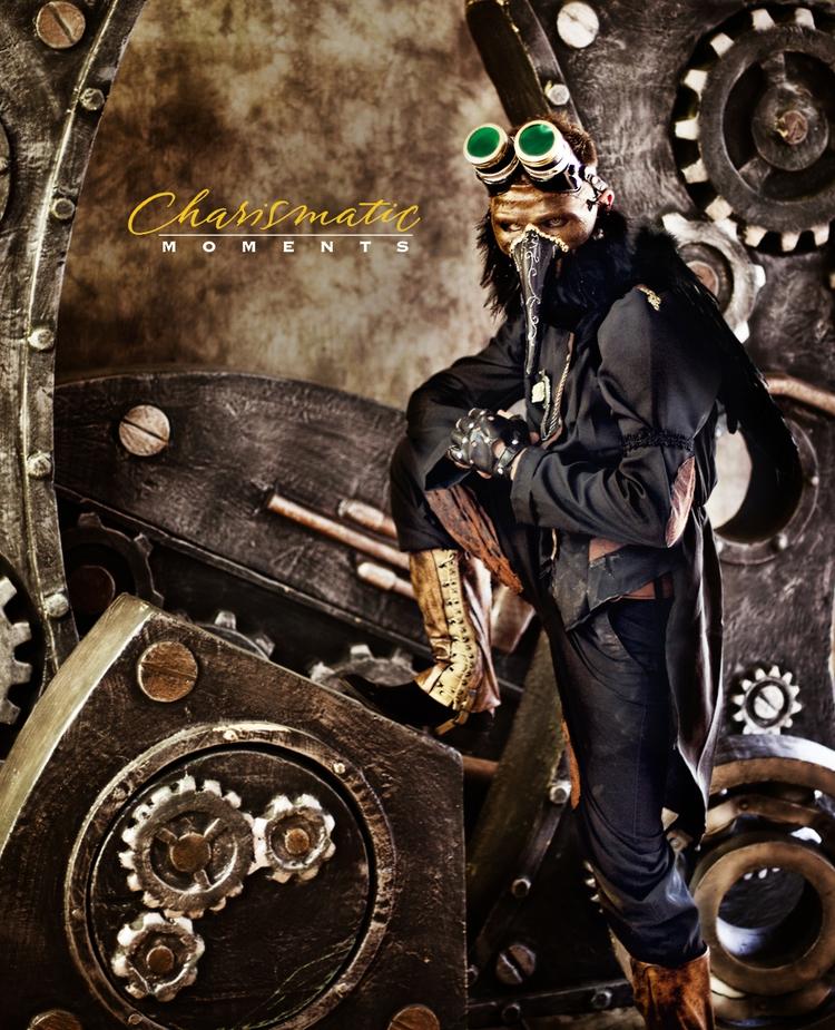 Steampunk Birdman - charismaticmoments | ello