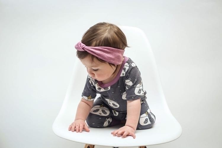 Heathered Mauve Headband perfec - mightywarriordesigns | ello