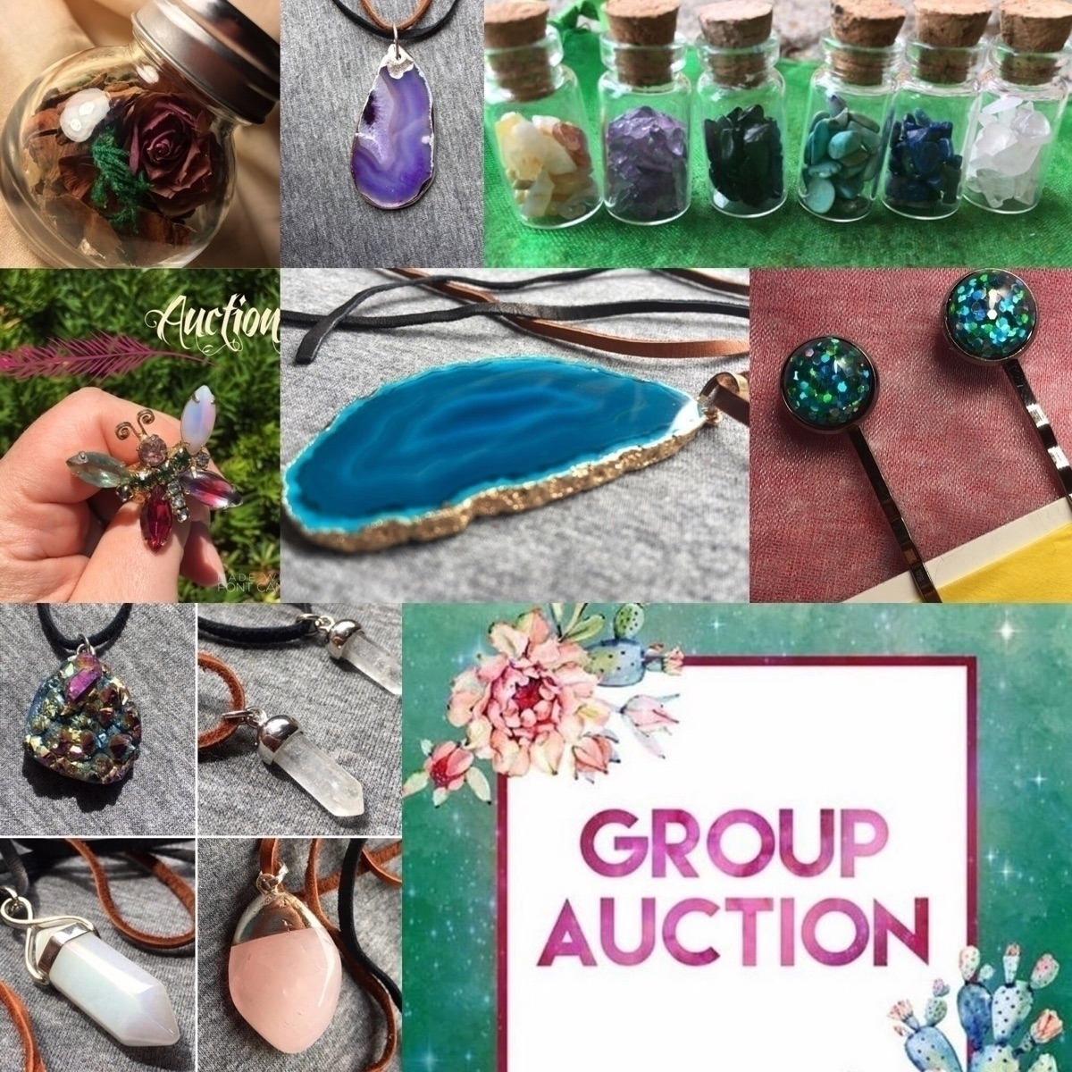Group AUCTION peek Instagram pa - magikaleeinclined | ello