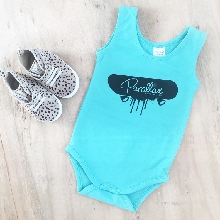 couple Mint onesies site size 1 - parallax_clothing_co | ello