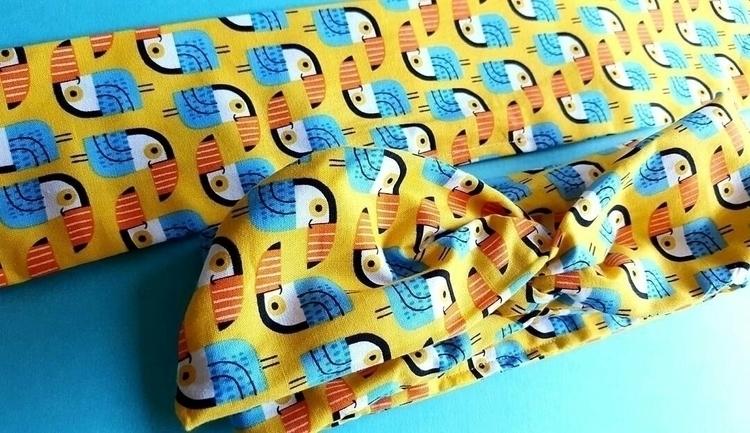 Toucan Wire Headband popular cu - accordingtoalana | ello