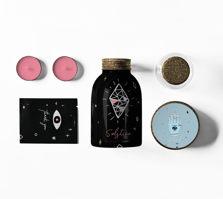 favourite packaging projects lo - shefoxstudio | ello