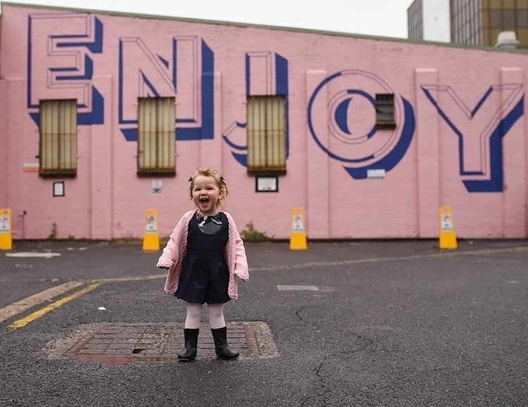 hope amazing weekend! Wearing - streetart - littlemisstikiboo | ello