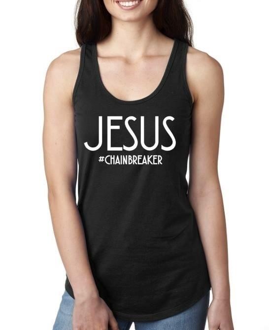 Jesus, chainbreaker, jesussaves - ansleighgracecreations | ello