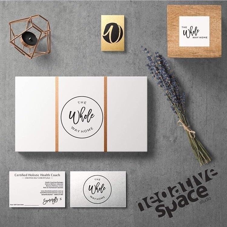 logo Home - graphicdesign, logodesign - negativespacestudio   ello