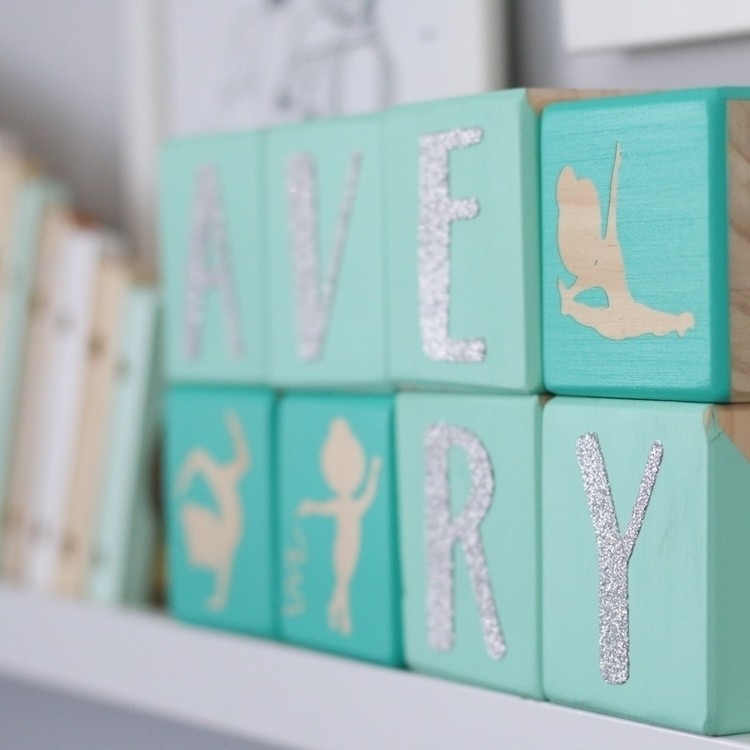 Sundays styling Wooden blocks - decor - the_jaded_monkey | ello