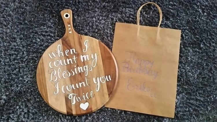 Friendship - handmade, handmadegifts - scriptedlove | ello