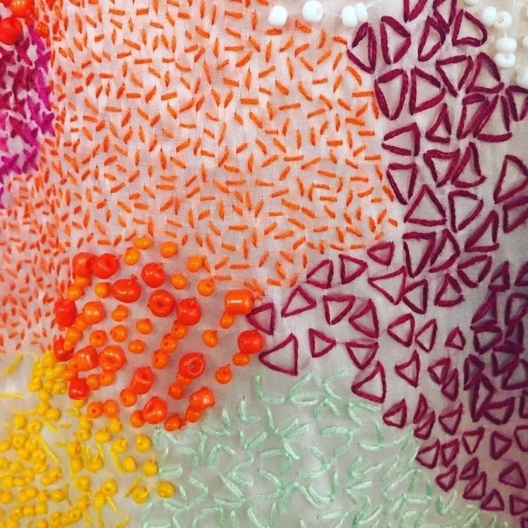 embroidery, latest collection B - carleyrosethelabel | ello