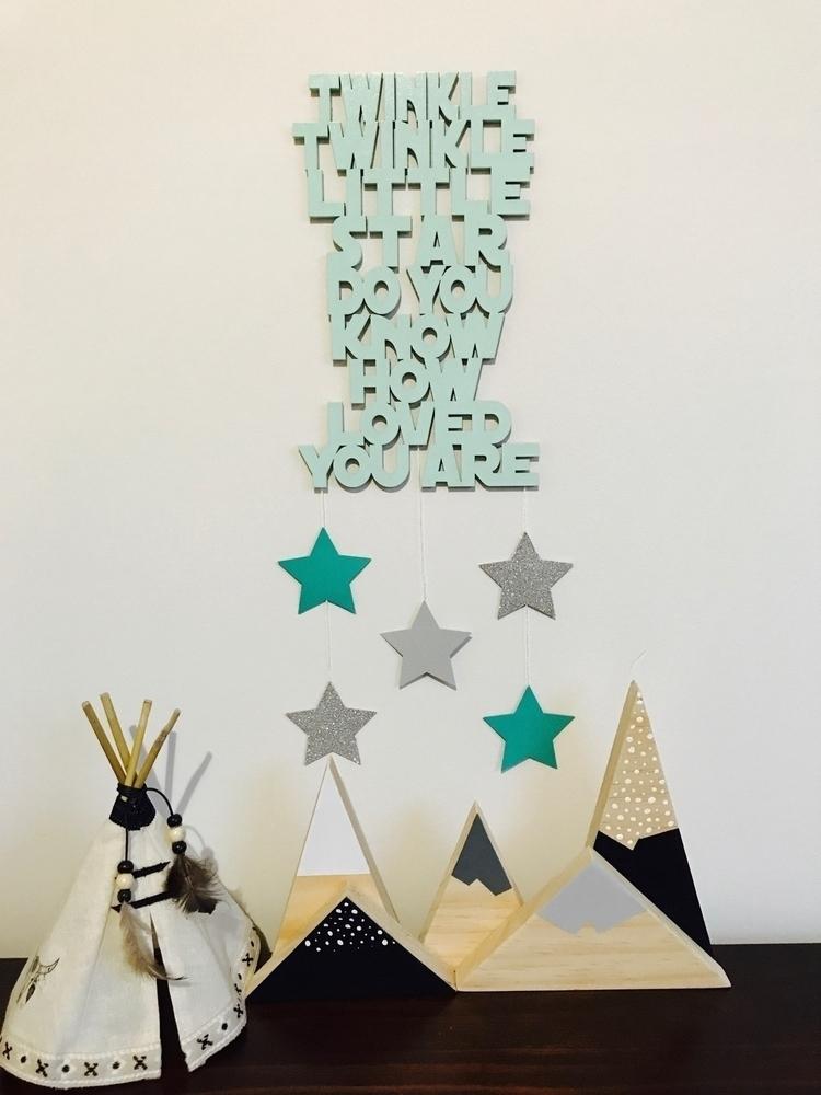 :star2::sparkles:Twinkle twinkl - heart_on_a_string | ello