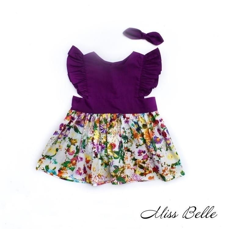 :purple_heart:floral delight:pu - missbelleaus | ello