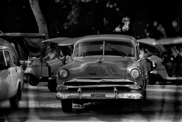 prideful Samurai - Habana, Cuba - christofkessemeier | ello