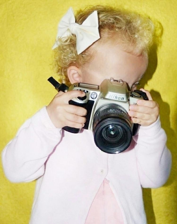 Tiny photographer - baertmarie | ello