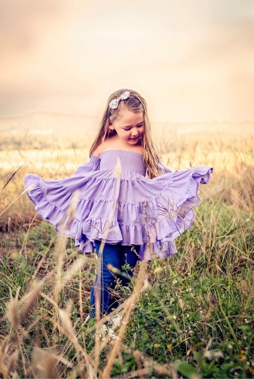 Dancing field dreams Lilac perf - lilybelleboho | ello