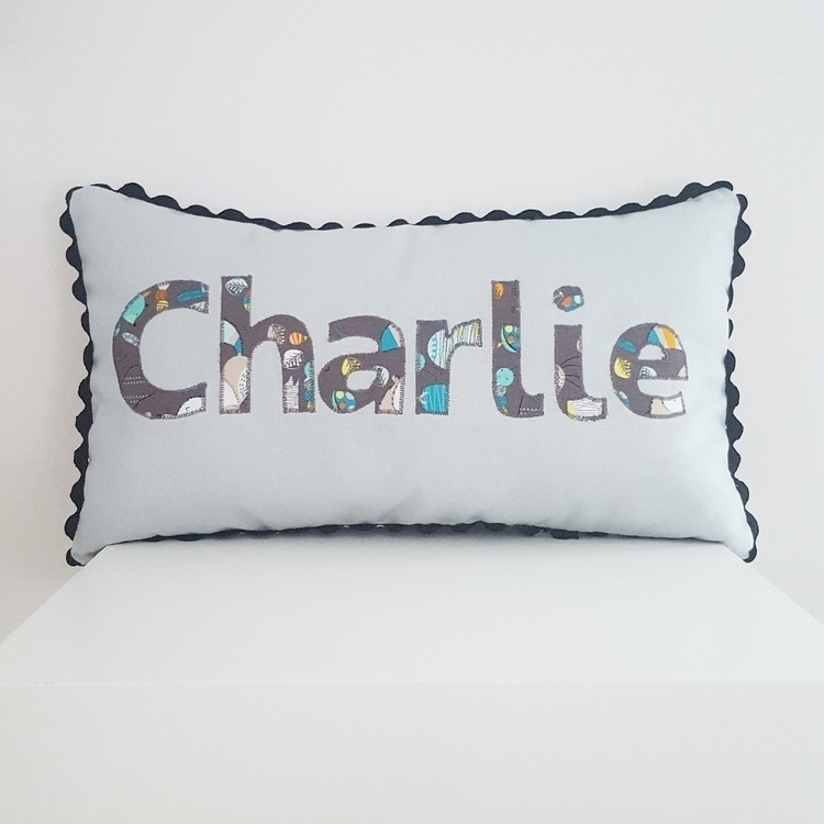 cute cushion customed Charlie  - blanketmeadow | ello