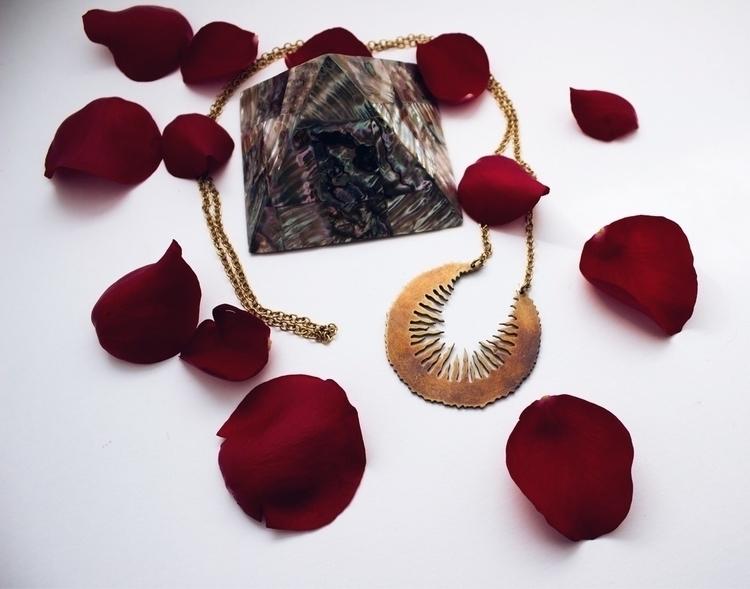 Ether necklace - velvetruins   ello